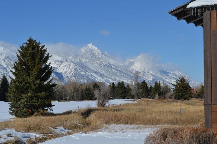 Grand Teton winter