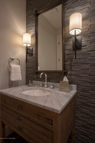 Fairway Cabin - Powder Bath