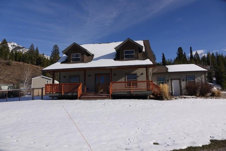 353 JORDAN CANYON RD, Alpine, WY 83128