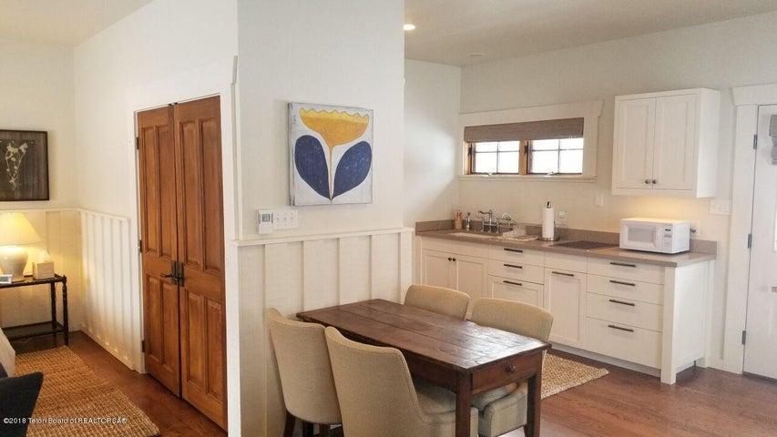 Guest apartment 1b