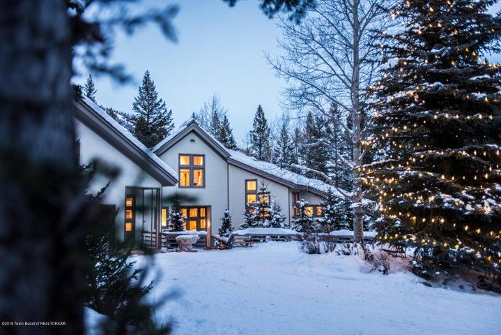 Winter Exterior 3