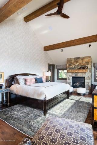 13 Master Bedroom Fireplace