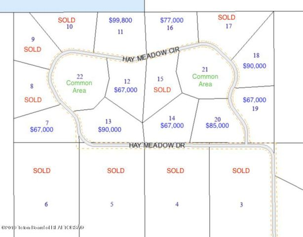 TBD HAY MEADOW CIR, Pinedale, WY 82941