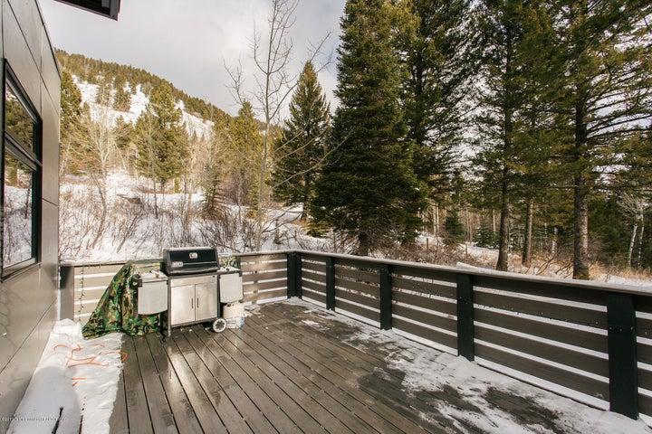 Guest House -Deck