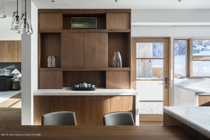 Motorized Cabinetry