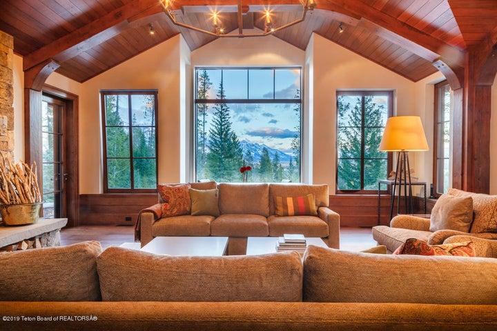 3 -Great Room Teton Views