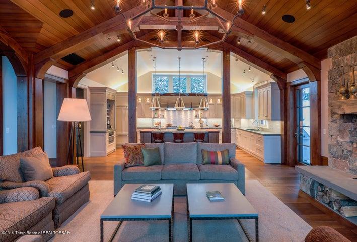 4 - Great Room +Kitchen