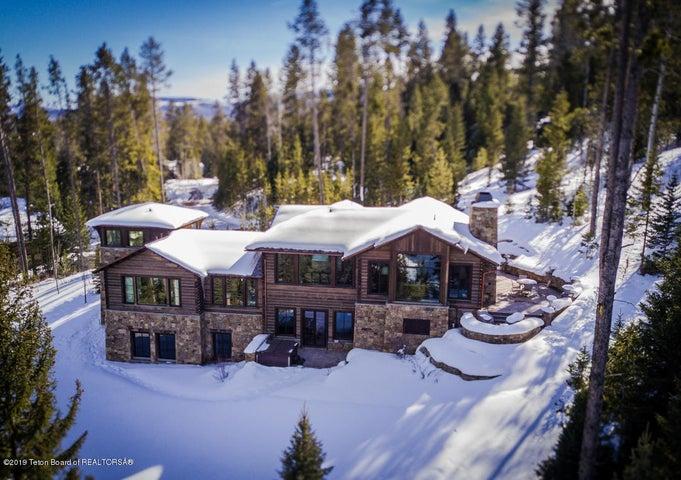 19 - Winter Aerial