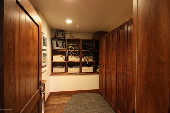 Gear Locker Room