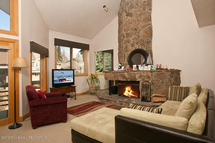 Loving Room with fireplace