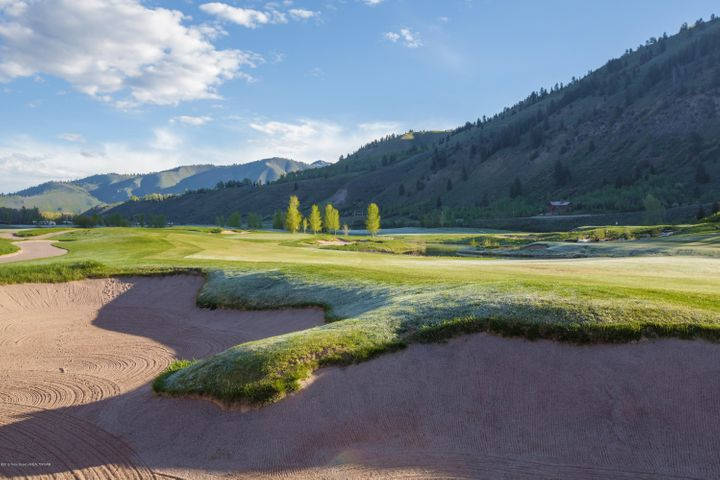 11. Hole 16 at Snake River Sporting Club