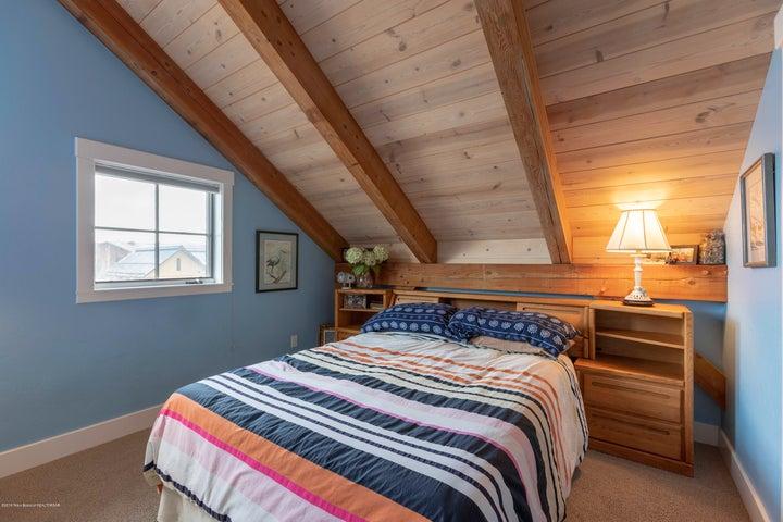 Extra upstairs bedroom
