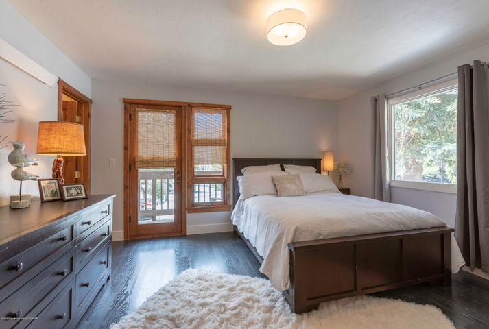 Main Level - Renovated Master Bedroom