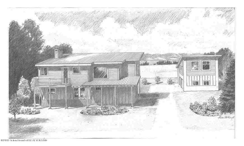 275 TARGHEE TOWNE RD, Alta, WY 83414