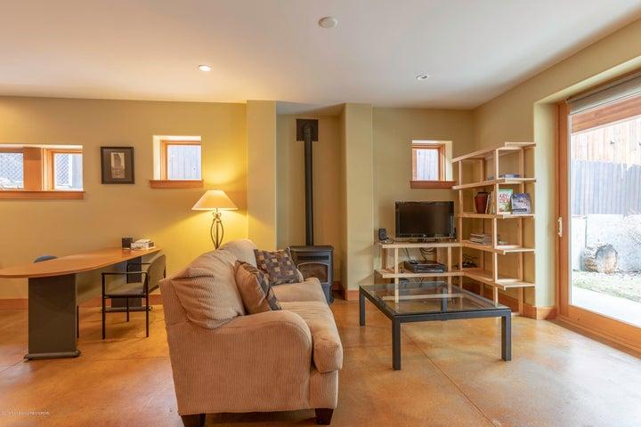 Guest Suite Living Area