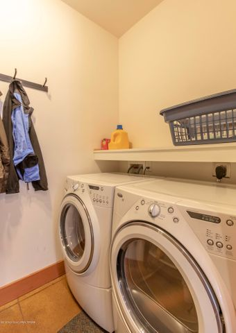 Guest Separate Laundry