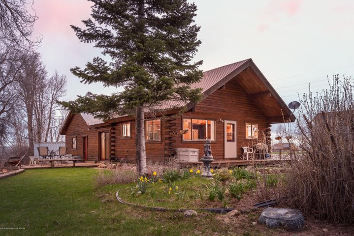9160 OLD JACKSON HWY., Victor, ID 83455