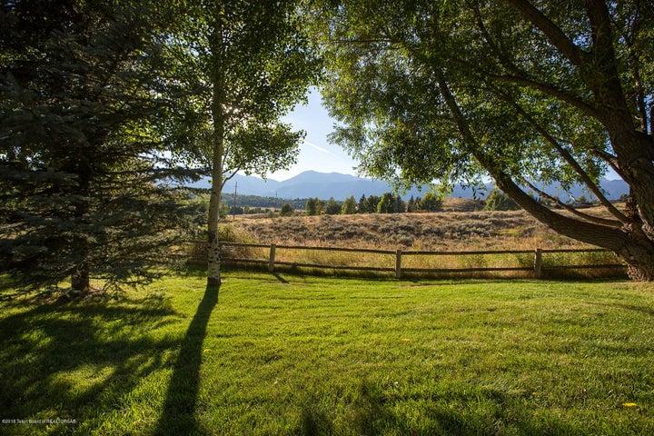 Teton Pass View