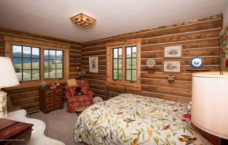 Guest Bedroom, North