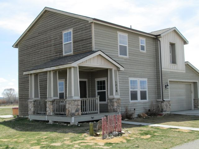 1018 RIVER BEND ST, Pinedale, WY 82941