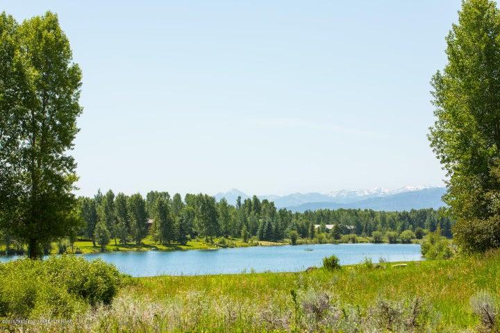 View of Tucker Lake
