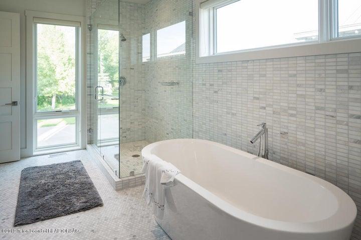 12 Master Bath + Shower