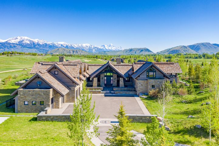 3115 WATER CRESS LN, Jackson, WY 83001