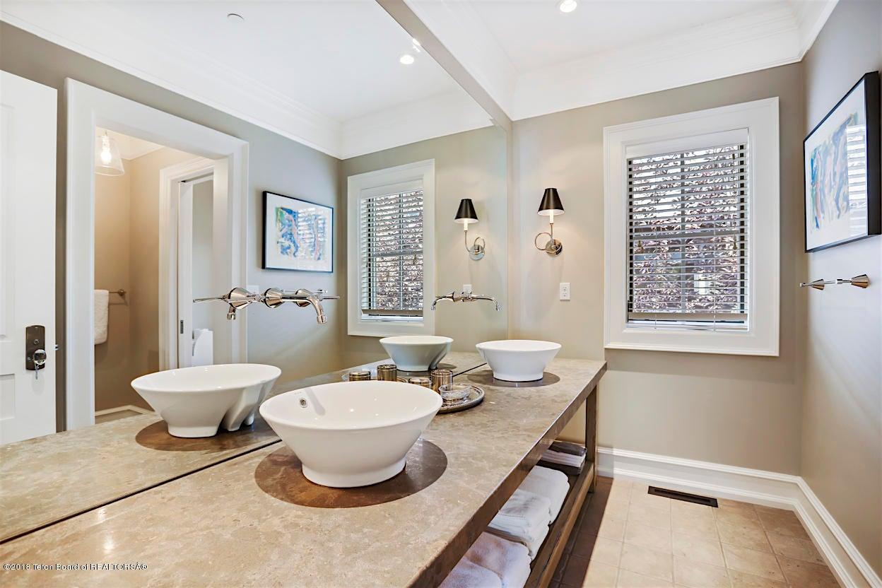 Double Vanity Guest Bath