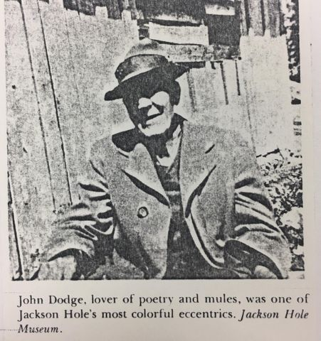 Mr John Dodge , the original owner