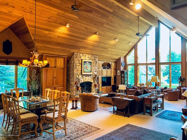 Open Living/Dining