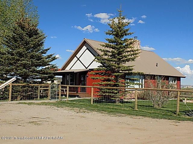 138 N FIRST NORTH RD, Big Piney, WY 83113
