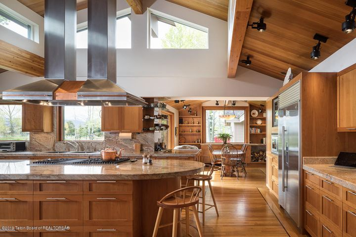 Small Bone luxury kitchen