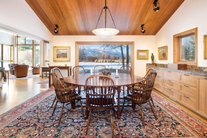 Dining Room (Teton Views)