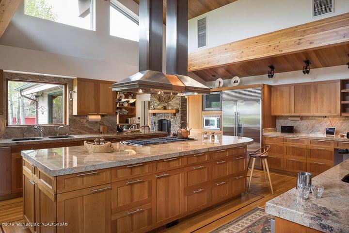 Small Bone luxury kitchen 2