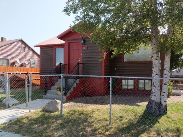 137 S FRANKLIN AVE, Pinedale, WY 82941