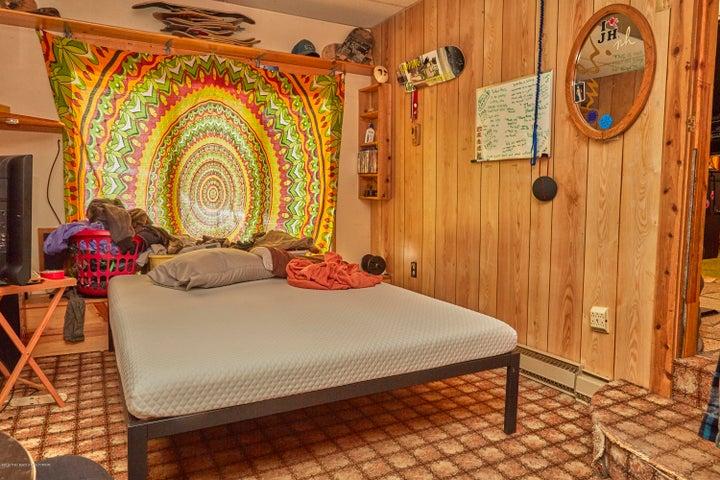 Garage Bedroom