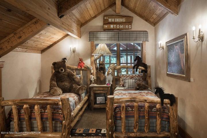 Loft Guest Bed
