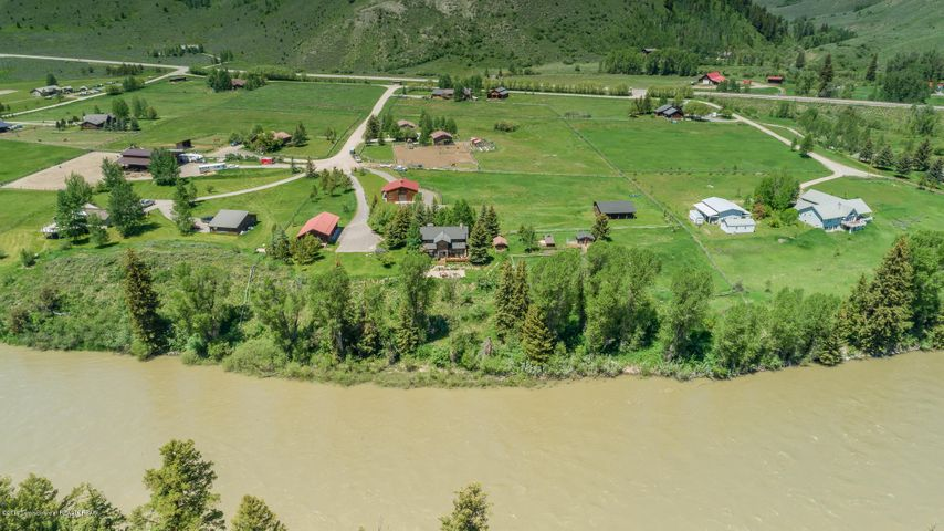 Location on River
