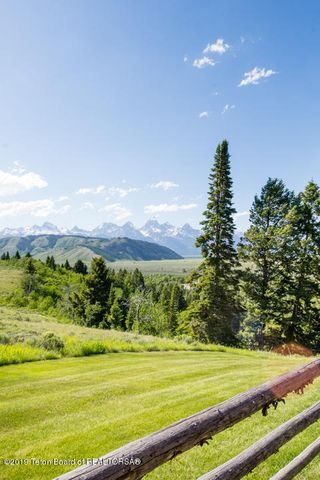 Fence Teton Views