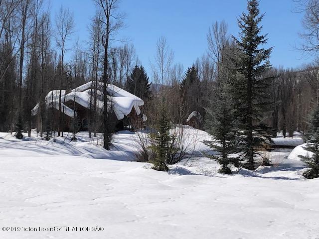 house rear winter