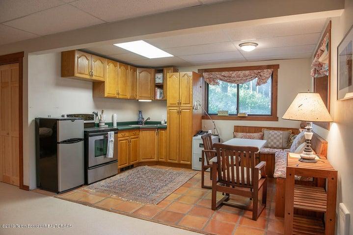 Lewis guest kitchen