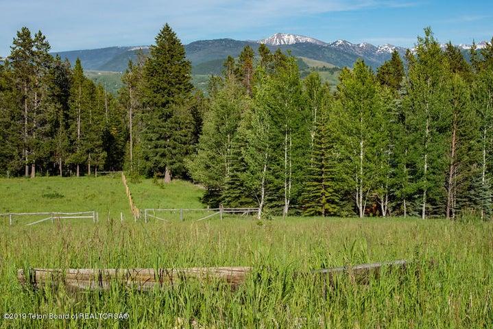 Lewis Jackson peak and field