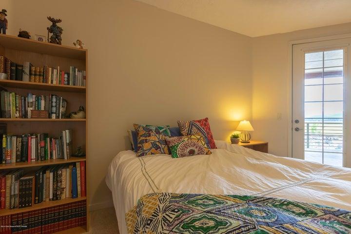 Guest Bedroom to Deck