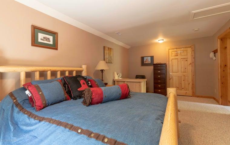 Guest Apartment Bedroom