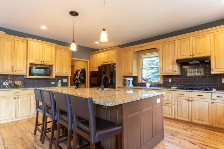 Kitchen Sandy creek