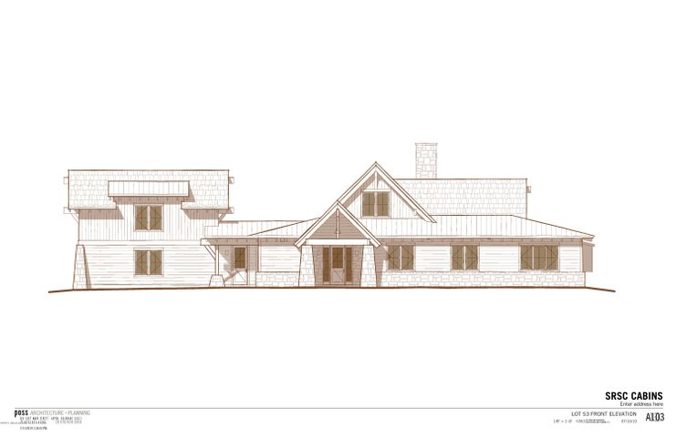 Carriage House - Rendering
