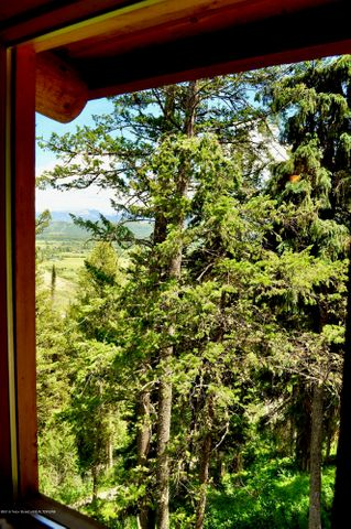 View from in Owner's Quarters