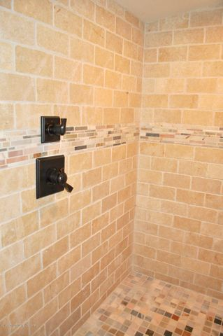 Shower in Owner's Quarters