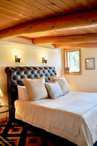 Bedroom in Owner's Quarters