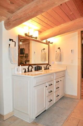 Bathroom Vanity in Owner's Quarters